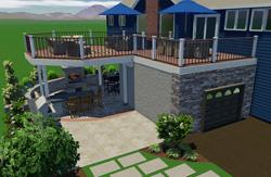 3d landscape designs